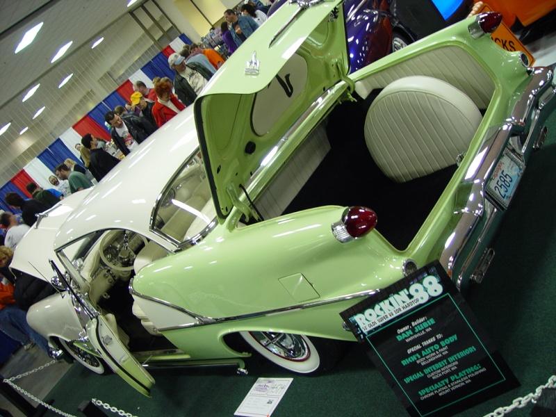 Oldsmobile 1955 - 1956 - 1957 custom & mild custom - Page 2 Dsc00214