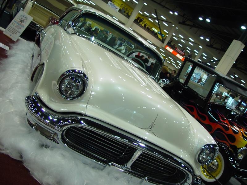 Oldsmobile 1955 - 1956 - 1957 custom & mild custom - Page 2 Dsc00217