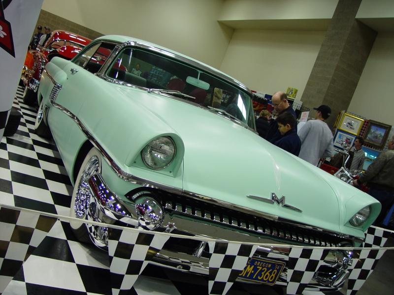 Mercury 1955 - 1956 Custom & mild custom Dsc00315
