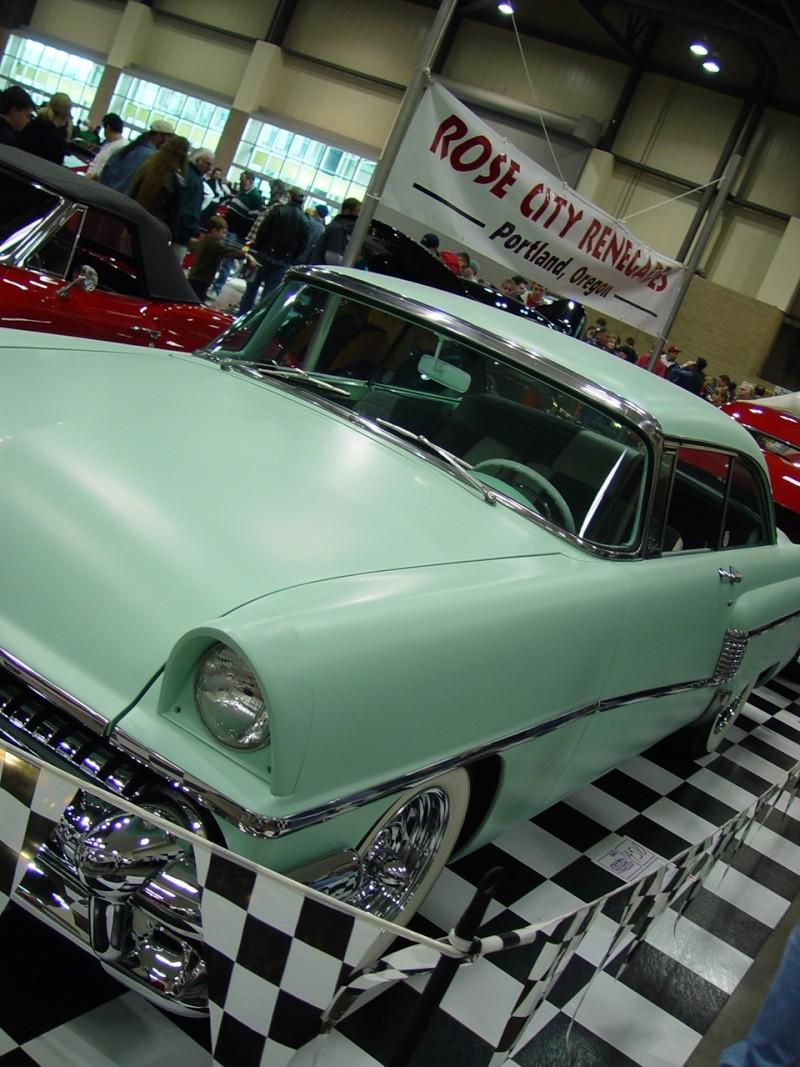 Mercury 1955 - 1956 Custom & mild custom Dsc00317