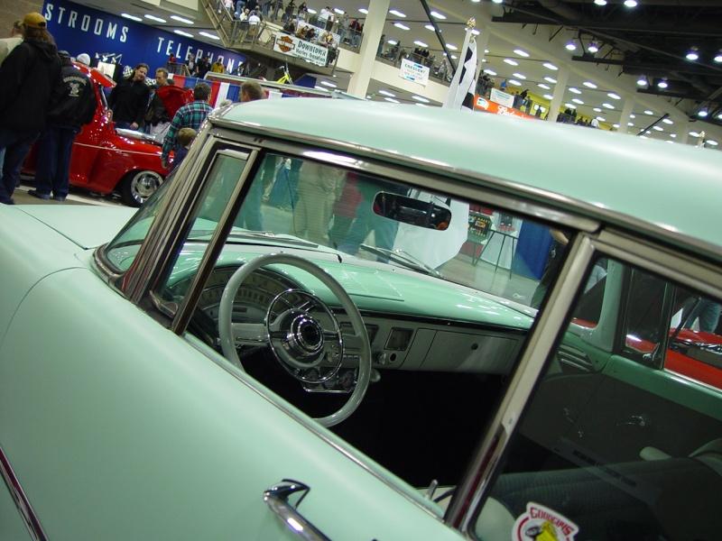 Mercury 1955 - 1956 Custom & mild custom Dsc00319
