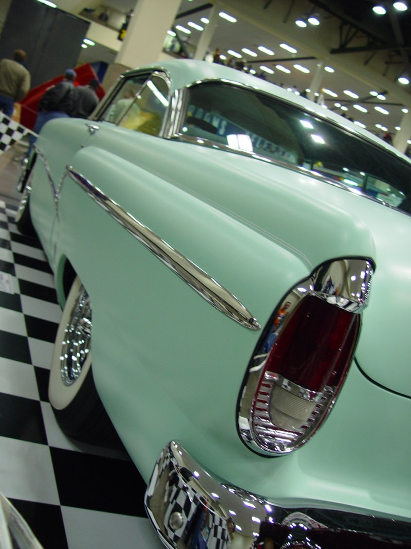 Mercury 1955 - 1956 Custom & mild custom Dsc00320