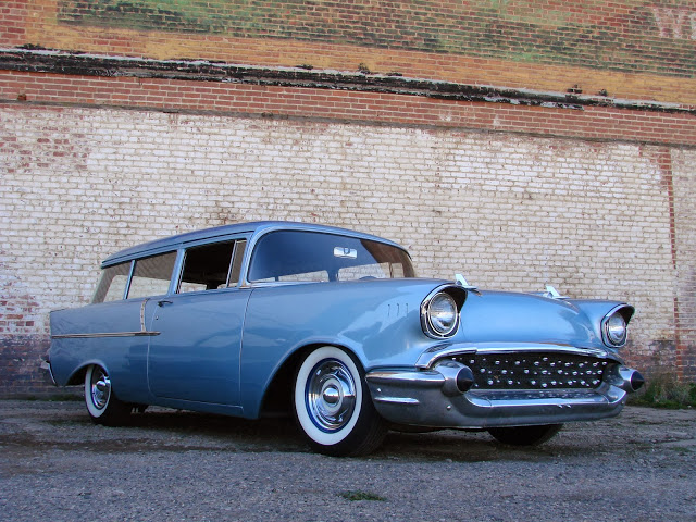 Chevy 1957 custom & mild custom - Page 2 Dsc03410