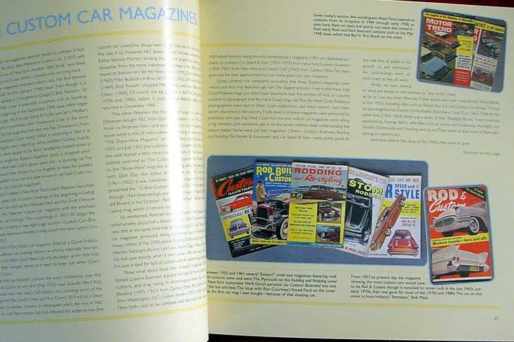 The American Custom Car - Pat Ganahl - Motorbook classics Dsc08213