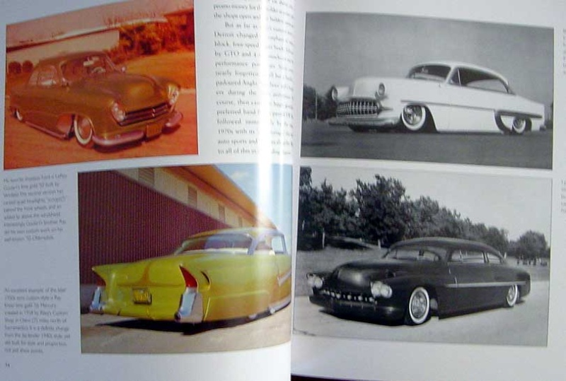 The American Custom Car - Pat Ganahl - Motorbook classics Dsc08215