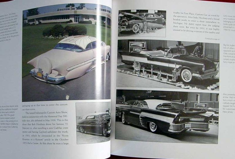 The American Custom Car - Pat Ganahl - Motorbook classics Dsc08216