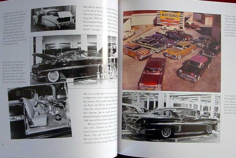 The American Custom Car - Pat Ganahl - Motorbook classics Dsc08218