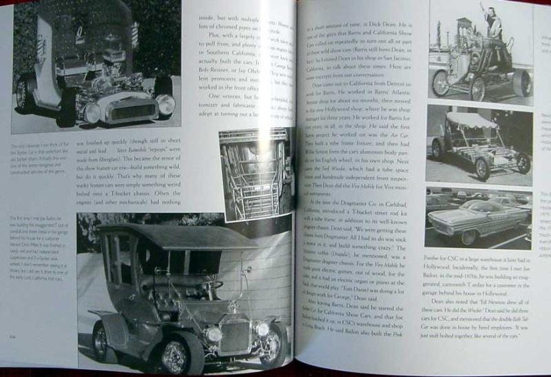 The American Custom Car - Pat Ganahl - Motorbook classics Dsc08219
