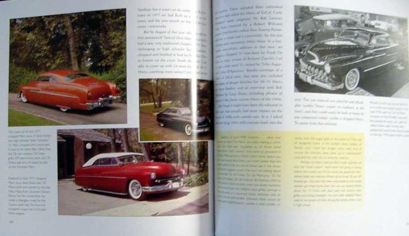 The American Custom Car - Pat Ganahl - Motorbook classics Dsc08221