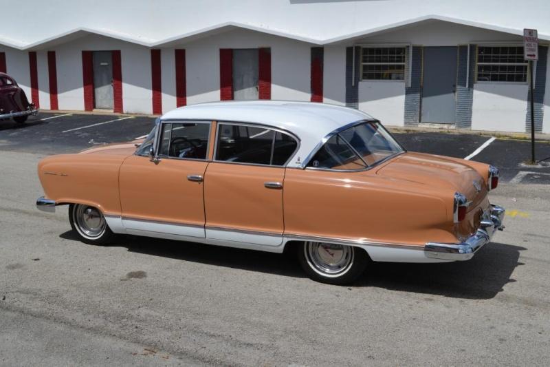 Nash and Rambler classic cars Dsc_0413