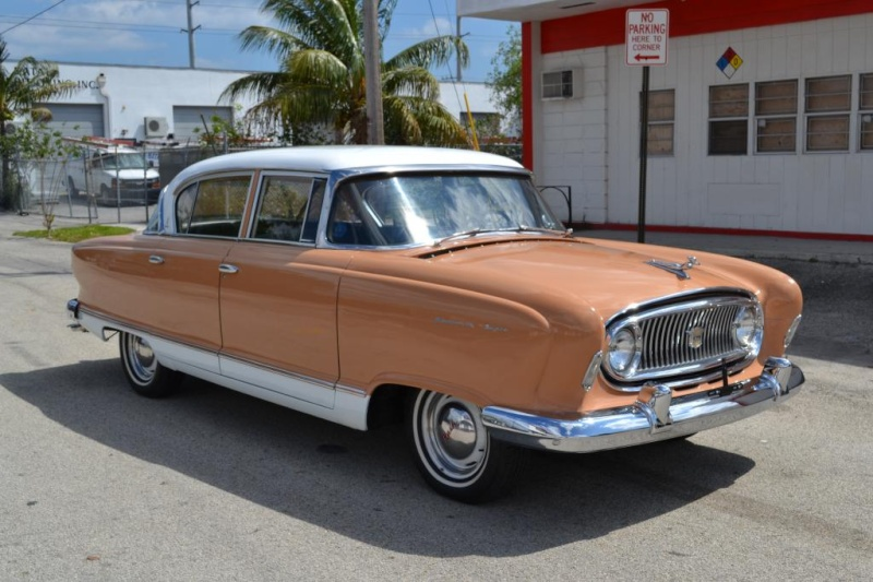 Nash and Rambler classic cars Dsc_0415