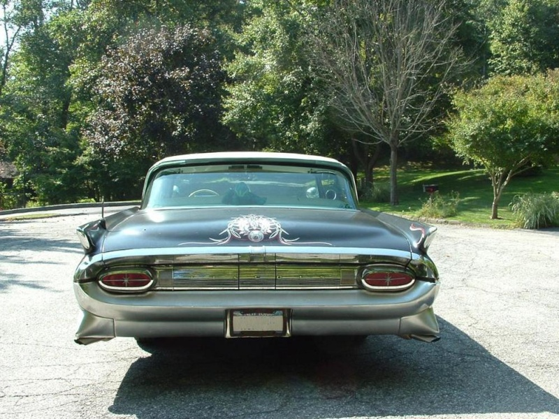 Lincoln 1958 - 1960 custom & mild custom Dscf1613