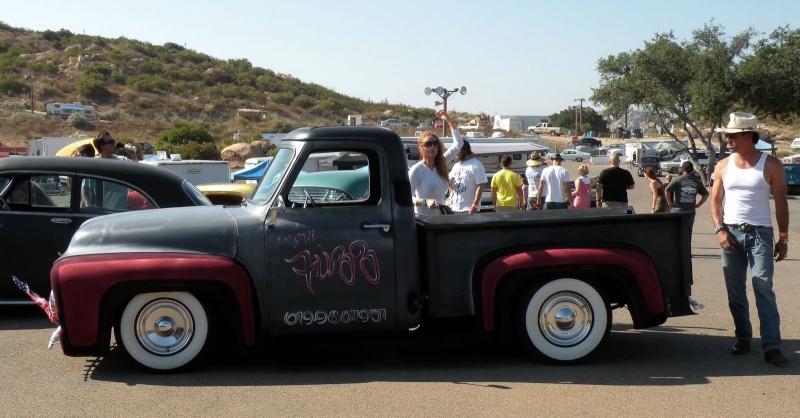 Ford Pick Up 1953 - 1956 custom & mild custom - Page 2 Dscn1713