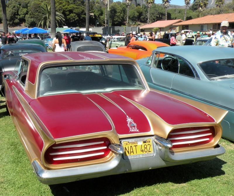 Ford Thunderbird 1958 - 1960 custom & mild custom Dscn3916