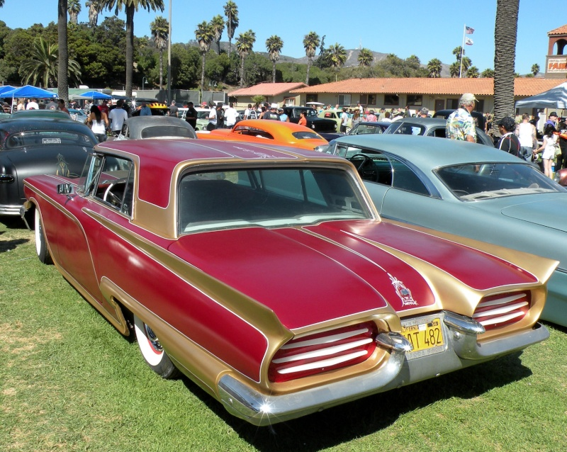 Ford Thunderbird 1958 - 1960 custom & mild custom Dscn3917