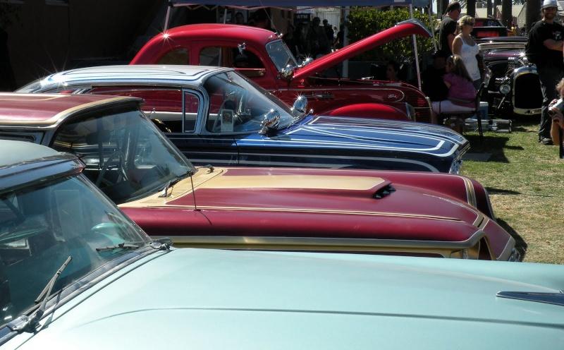 Ford Thunderbird 1958 - 1960 custom & mild custom Dscn3919