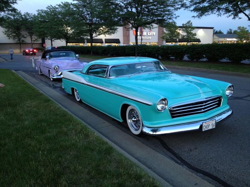 Chrysler & DeSoto 1955 - 1956 custom & mild custom Dsqsdq10
