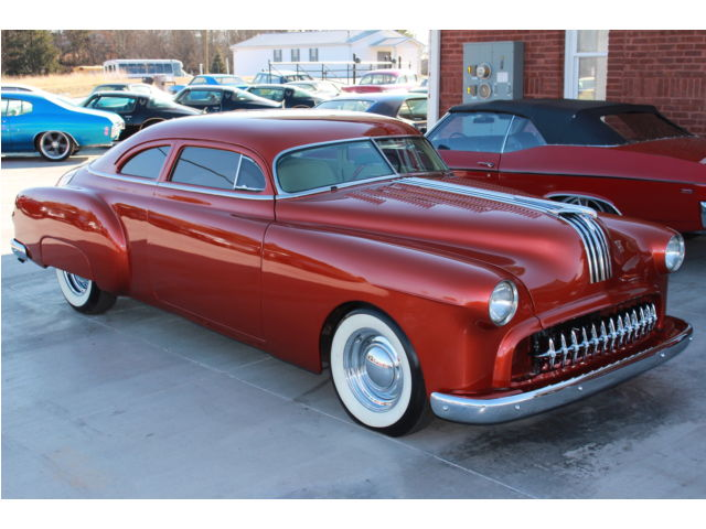 Pontiac 1949 - 54 custom & mild custom Eded10