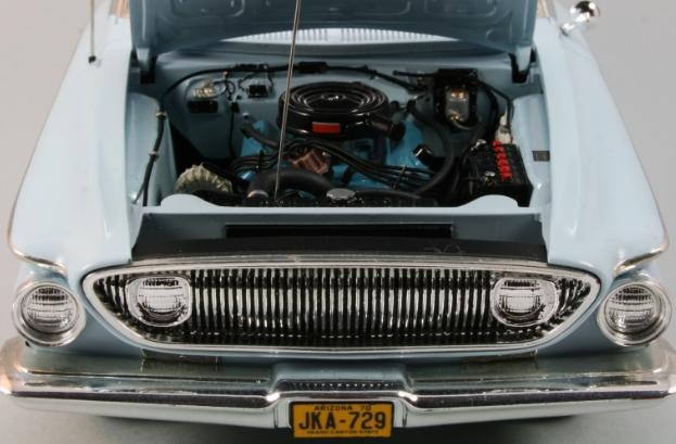 Vintage built automobile model kit survivor - Hot rod et Custom car maquettes montées anciennes Efcaa610
