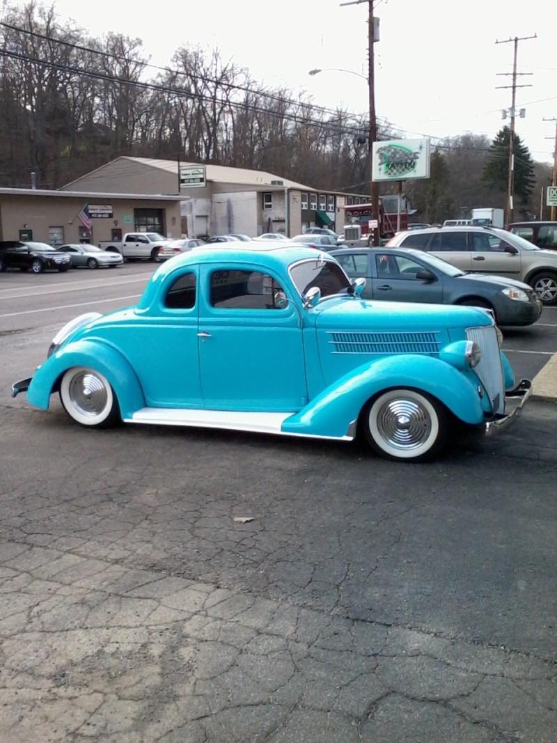 Ford 1935 - 38 custom & mild custom Ertd10