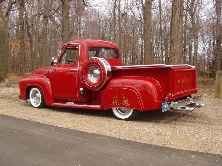 Ford Pick Up 1953 - 1956 custom & mild custom - Page 2 Eteet10