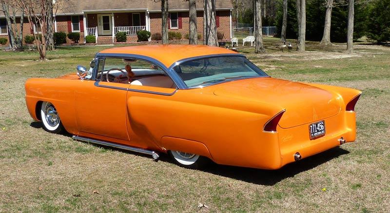Mercury 1955 - 1956 Custom & mild custom Exteri13