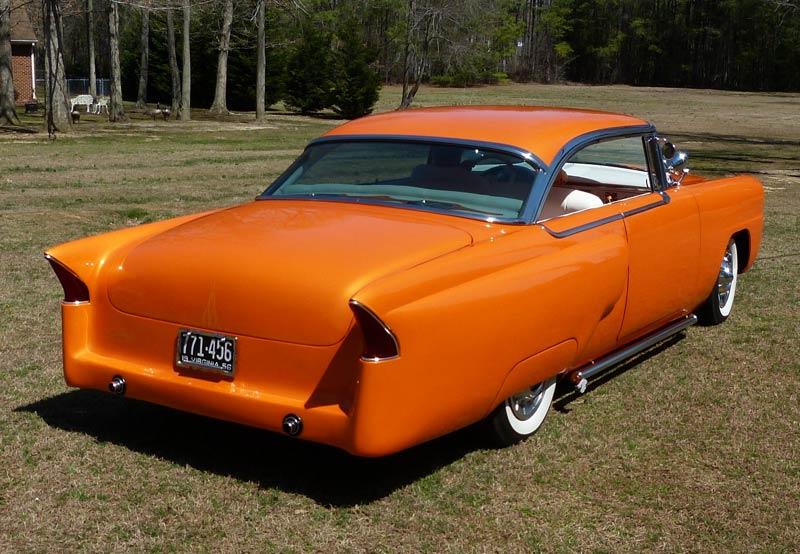 Mercury 1955 - 1956 Custom & mild custom Exteri14
