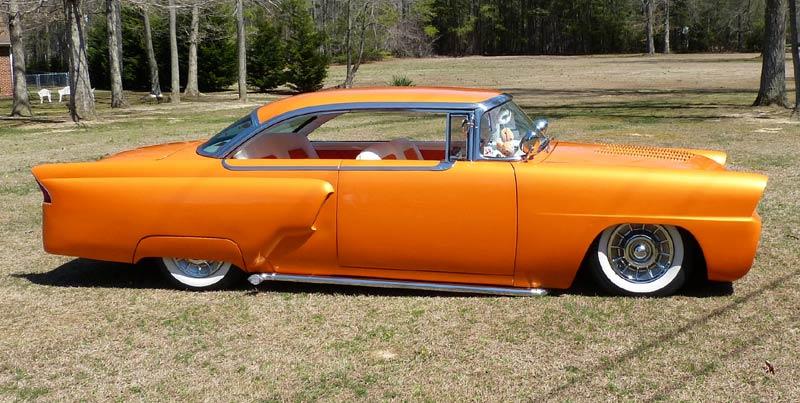 Mercury 1955 - 1956 Custom & mild custom Exteri15