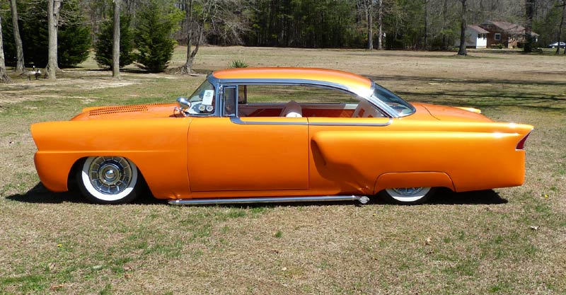 Mercury 1955 1956 Custom Amp Mild Custom
