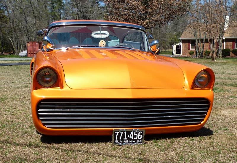 Mercury 1955 - 1956 Custom & mild custom Exteri18