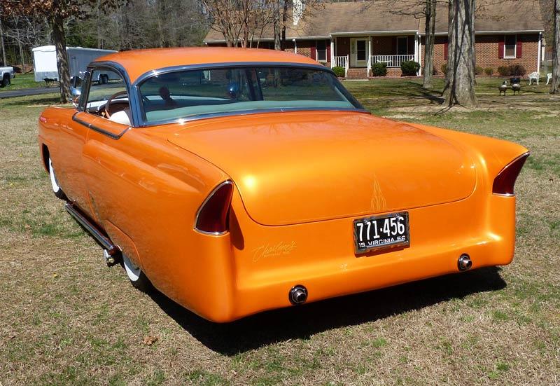 Mercury 1955 - 1956 Custom & mild custom Exteri19