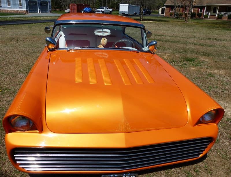 Mercury 1955 - 1956 Custom & mild custom Exteri21