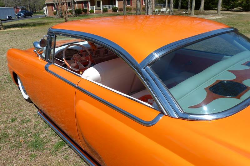 Mercury 1955 - 1956 Custom & mild custom Exteri25