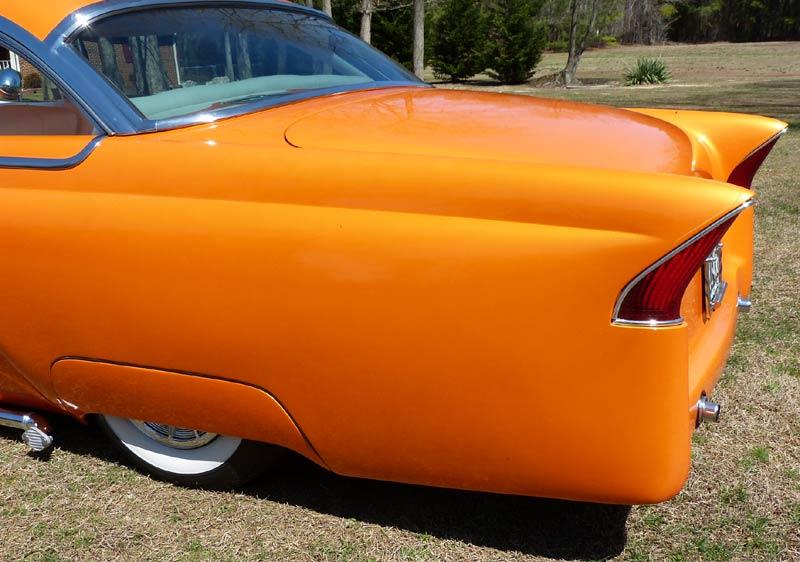Mercury 1955 - 1956 Custom & mild custom Exteri27
