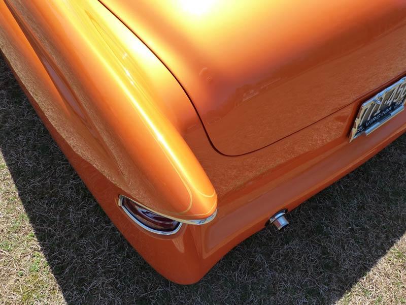 Mercury 1955 - 1956 Custom & mild custom Exteri28