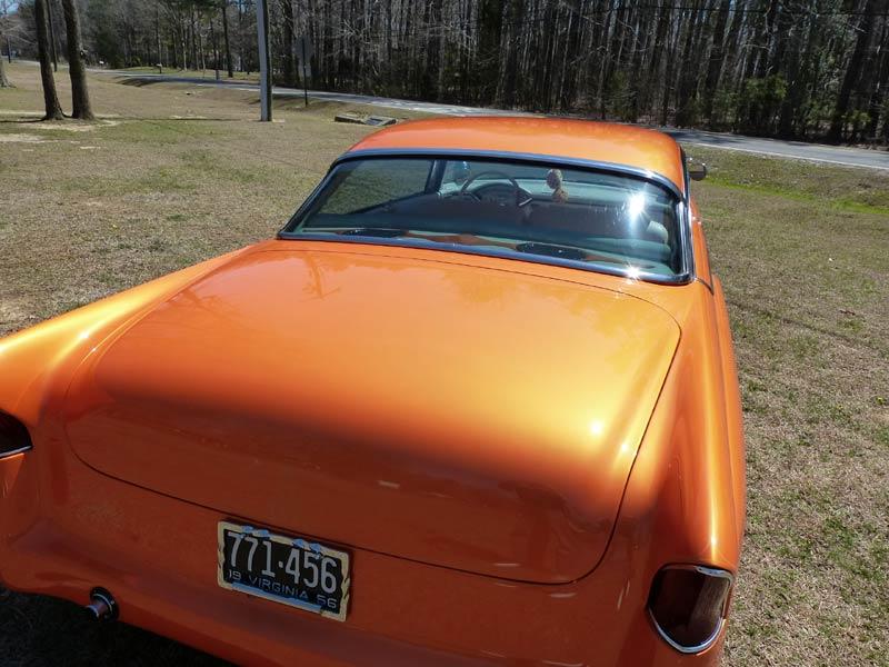 Mercury 1955 - 1956 Custom & mild custom Exteri31