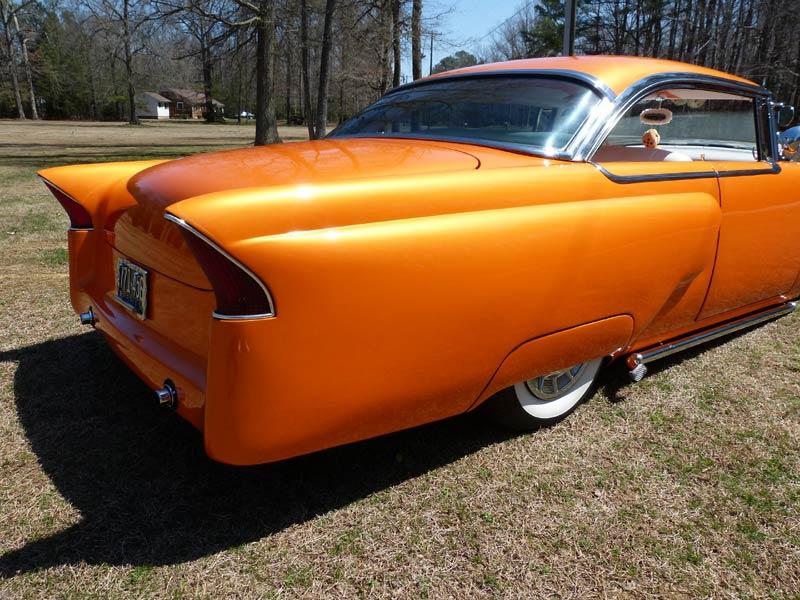 Mercury 1955 - 1956 Custom & mild custom Exteri32