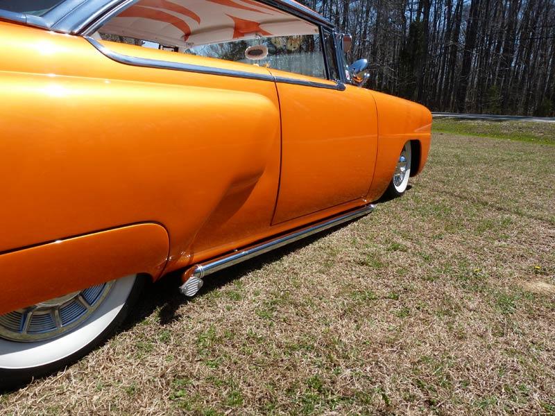 Mercury 1955 - 1956 Custom & mild custom Exteri33