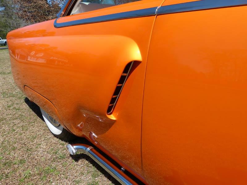 Mercury 1955 - 1956 Custom & mild custom Exteri35