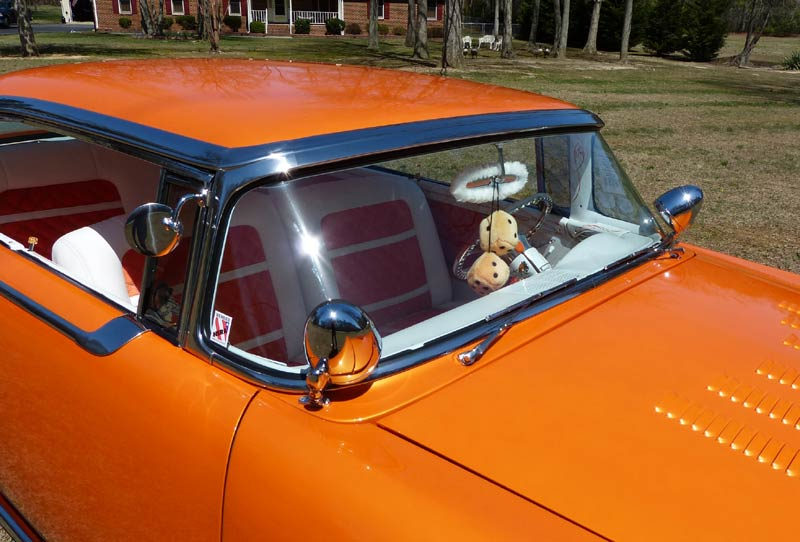 Mercury 1955 - 1956 Custom & mild custom Exteri36