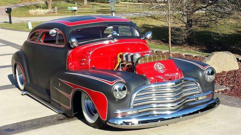 Chevrolet 1946 - 48 custom & mild custom Ezrere10