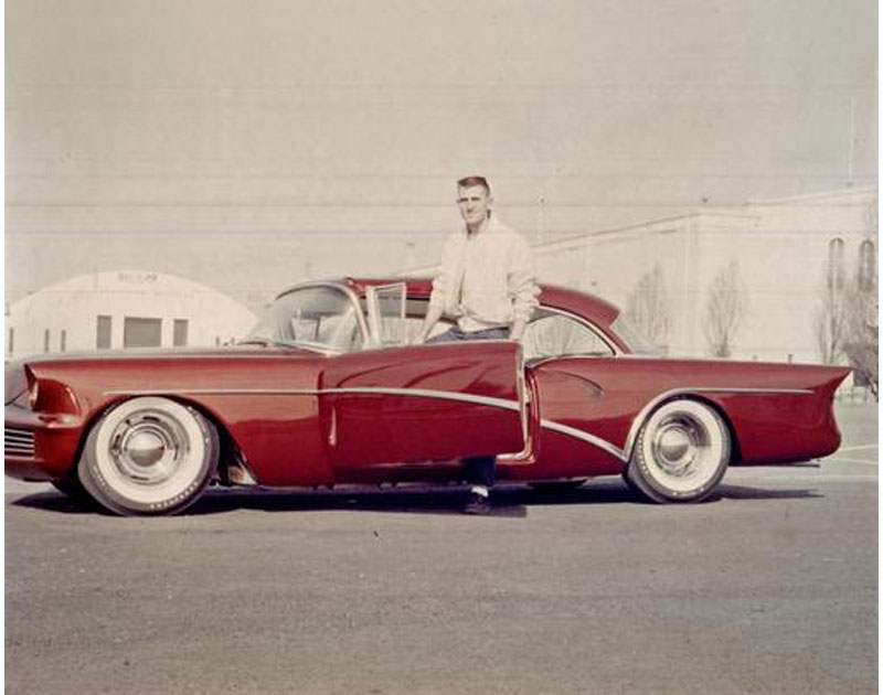 1956 Buick - Lore Sharp F10