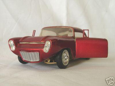 Vintage model kit restaurés, ou kit monté top trouvé sur le web F305_110