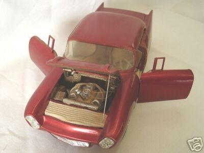 Vintage model kit restaurés, ou kit monté top trouvé sur le web F354_110