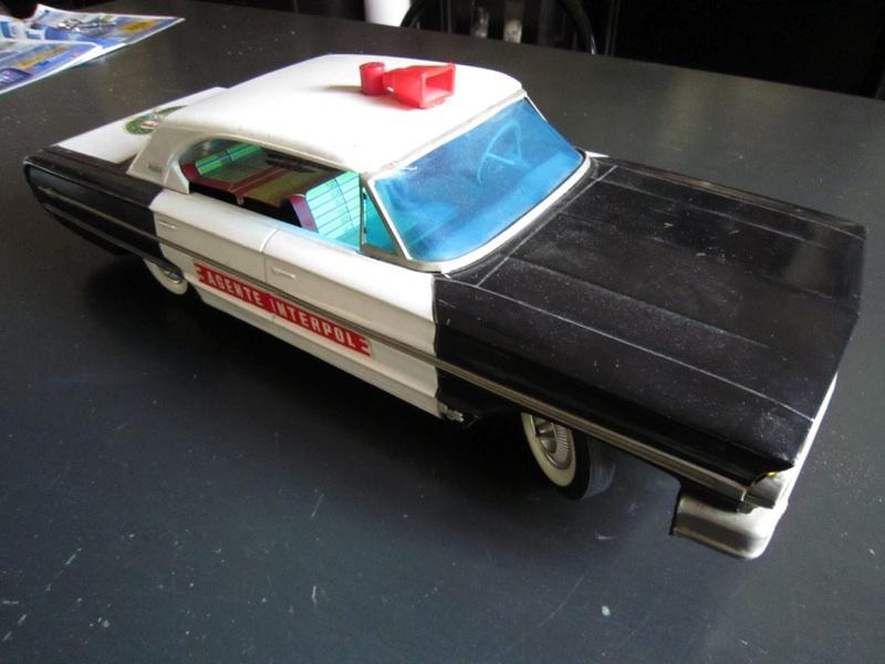 us car -  tôle - Tin Toys -  1950's & 1960's - Page 2 F3636710