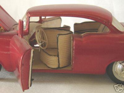 Vintage model kit restaurés, ou kit monté top trouvé sur le web F393_110
