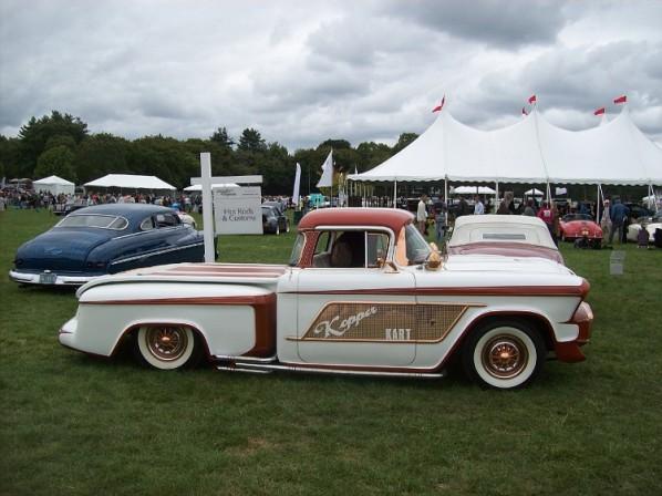 1956 Chevy pick up - Kopper Kart - George Barris Fairfi10