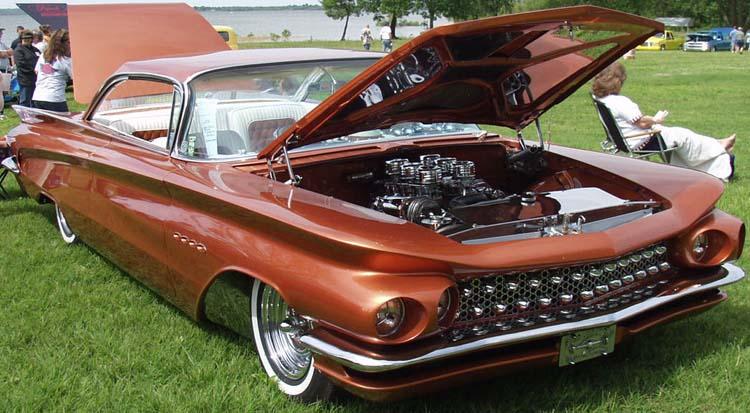1960 Buick - Cinnamon -  Fame1510
