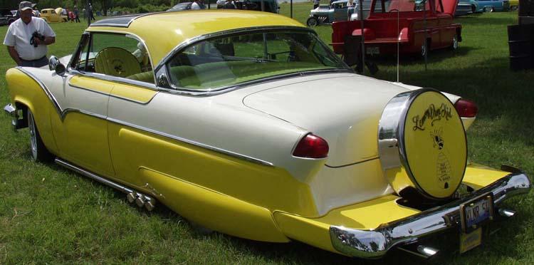Mercury 1952 - 54 custom & mild custom - Page 2 Fame2410