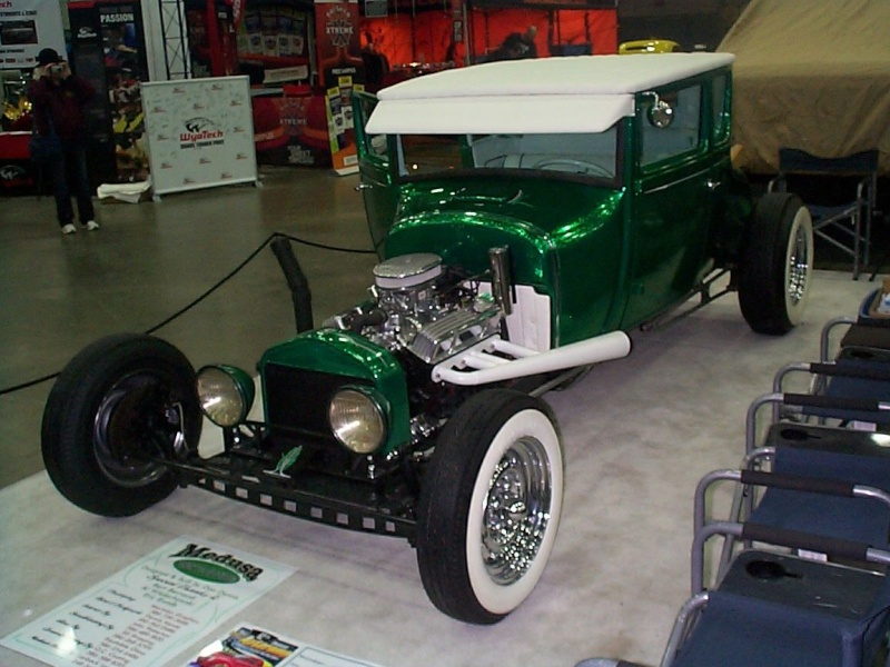 Ford T hot rod (1908 - 1927) - T rod - Page 2 Fdhdhd10